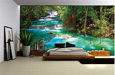 poster tapisserie geant фототапет горски поток 3681968