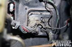 How To Install A Reproduction Wiring Harness High