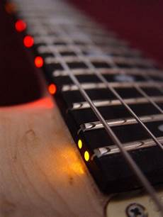 Alembic Led Frets Awesome Guitar Design Cool