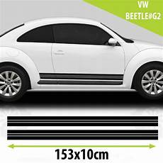 details about side cars racing stripes stickers decals for vw beetle tuning auto graphics