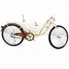 22 Zoll Fahrrad Familie Fahrrad 3 Sitze Mit Kindersitz De