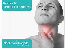 can adults get the croup