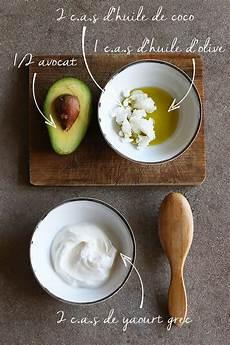 la recette du meilleur masque pour cheveux maison