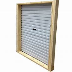 4 foot roll up garage roll up steel door for shed 5 ft x 6 ft white rona