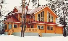 Blockh 228 User Aus Finnland Finnisches Blockhaus