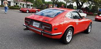 Classic Sports Cars  Datsun 240Z At & Coffee