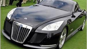 2018 Mercedes Maybach Exelero $8 Million Car  Most