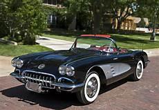 chevrolet corvette c1 the 1953 1962 chevrolet corvette c1 car list