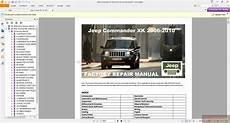 vehicle repair manual 2007 jeep commander parking system jeep commander xk 2006 2010 service manual auto repair manual forum heavy equipment forums