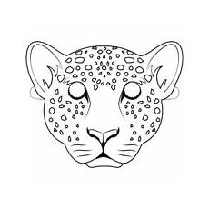 Malvorlagen Tiger Hill Leopards Coloring Pages Free Coloring Pages