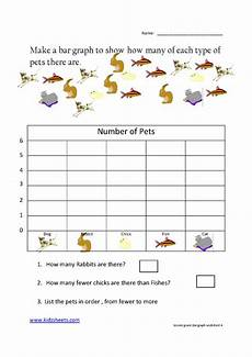 2nd grade math worksheet bar graphs graph worksheets grade worksheets maths