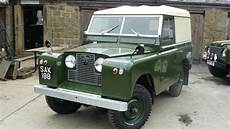 Land Rover Series 2 Restoration Completed Jake Wright