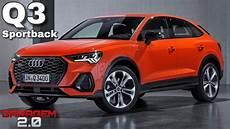Novo Audi Q3 Sportback Coupe 2020 No Brasil Garagem 2 0