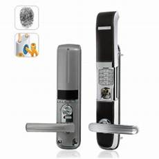 apertura porta impronta digitale serratura biometrica maniglia apertura impronta digitale