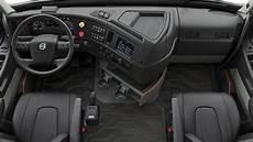volvo trucks the new volvo vnl driver environment