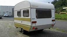 Wohnwagen Neu Günstig - kleiner oldtimer wohnwagen knaus eifelland mit