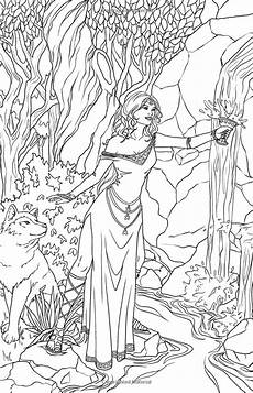 magical fairies coloring pages 16580 artist selina fenech myth mythical mystical legend elves dragons fae