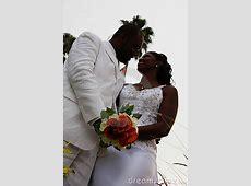 African American Wedding Couple Stock Photo   Image: 13352110