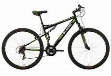 mtb 29 zoll fully ks cycling fully mountainbike 29 zoll schwarz 21