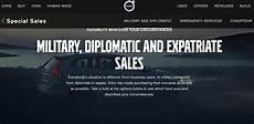Volvo Diplomatic Sales