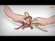 schuhe binden lernen wie binde ich eine schleife