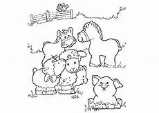 coloring pages of farm animals and their babies 17449 farm animals coloring pages getcoloringpages