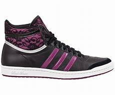 adidas top ten hi sleek high sneaker neu damen schuhe