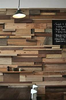 Wandverkleidung Holz Innen Moderne Wandgestaltung