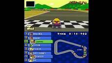 Mario Kart Ds Complete Walkthrough Wario Gameplay Hd