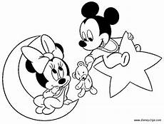Disney Baby Malvorlagen Disney Babies Coloring Pages Mickey Minnie Goofy