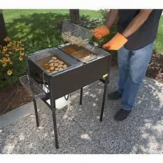 three basket outdoor propane deep fryer kotulas com