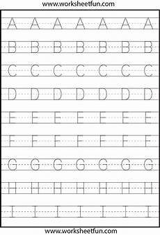 letter tracing worksheets editable 23876 tracing uppercase letters capital letters 3 worksheets free printable worksheets
