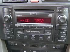 99 01 Audi A4 S4 B5 Symphony Bose Radio Cd Player