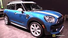 2017 mini cooper s countryman all4 exterior and interior