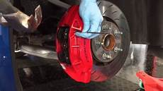 c7 corvette stingray replacing brake pads