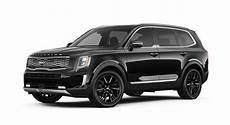 2020 kia telluride black exterior color option o