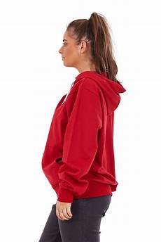 plus size hoodies branded plain zipper hooded top sweatshirt 18 to 32 ebay