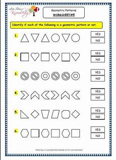 patterns math worksheets grade 3 163 grade 3 maths worksheets 14 9 geometry geometric patterns in shapes numbers with images