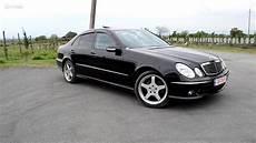 Mercedes W211 E500 Amg Review