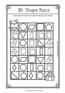 sorting 3d shapes worksheets 7889 flat or solid shapes 2d or 3d shape sort geometry worksheets