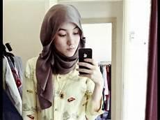 Tutorial Hana Tajima Model Jilbab Ala Hana Tajima