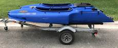 motor kayak mokai 2 mokai jet kayaks with dual kayak trailer new in box