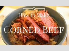 corn beef and cabbage stove top
