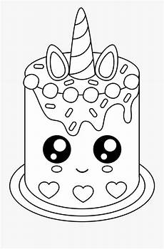 Malvorlagen Unicorn Cake Free Unicorn Cake Unicorn Cake Coloring Pages
