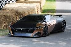 peugeot and citroen eye sporty car filled future auto