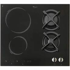 test whirlpool akm476ne tables mixtes induction et gaz