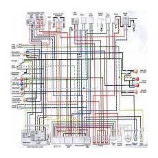 Diagrama Yamaha Xv400