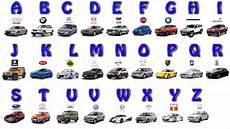Automarke Mit G - learn the alphabet from a to z with the car brand
