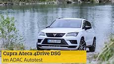 Adac Autotest Cupra Ateca 4drive Dsg Adac 2019