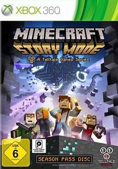 minecraft story mode a telltale series xbox 360